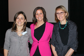La lauréate du Prix du Nouveau Chercheur Merck pour l'année 2013-2014 est la docteure Hélène Girouard.